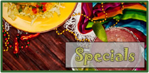 Tex Mex Special Offers
